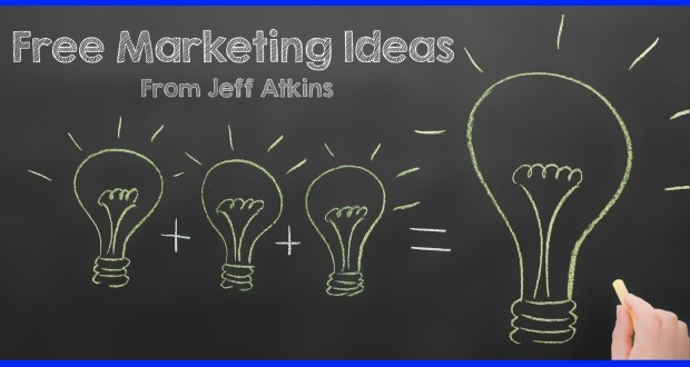 free marketing ideas